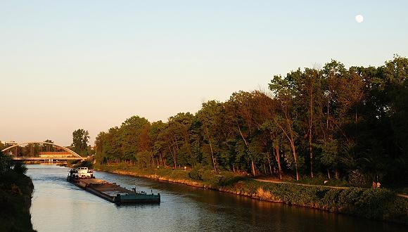 Mittellandkanal Buchholzer Mühle