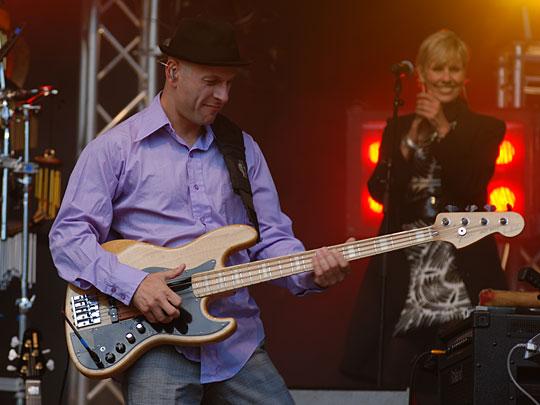 Stefan Gwildis Band Bassist