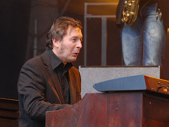 Stefan Gwildis Orgel / Hammond