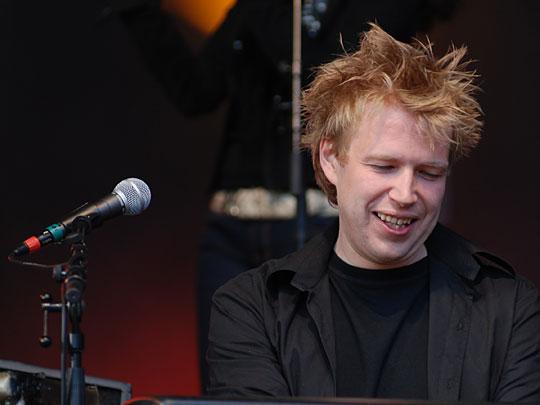 Stefan Gwildis E-Piano