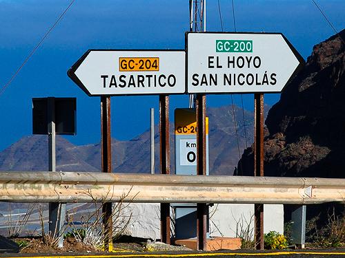 Abbiegen bei Tasartico
