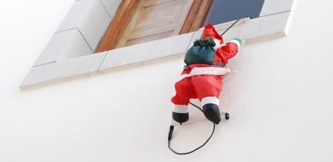 Weihnachten ist dort erst nach dem 6. Januar langsam vorbei