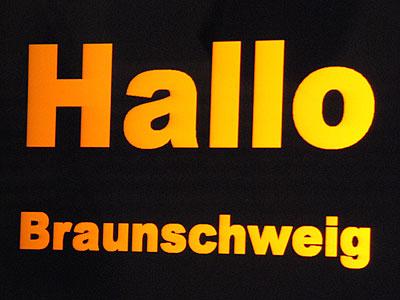 Hallo Braunschweig
