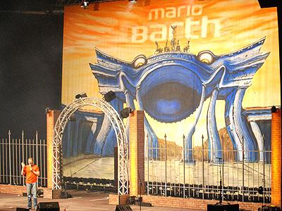 Mario Barth weit weg